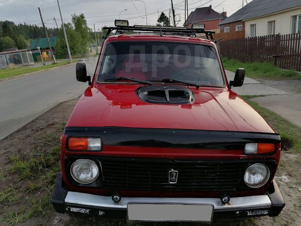 Лада 4x4 2121 Нива, 1997 год, 90 000 руб.