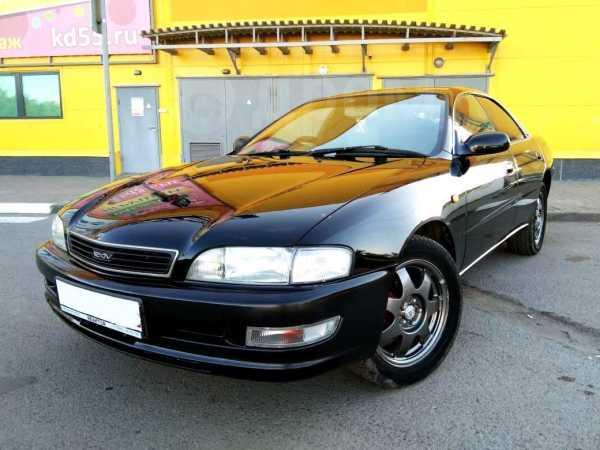 Toyota Corona Exiv, 1994 год, 195 000 руб.