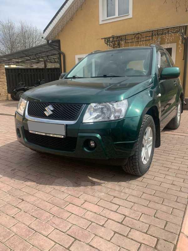 Suzuki Grand Vitara, 2008 год, 450 000 руб.