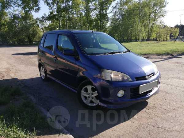 Daihatsu YRV, 2003 год, 210 000 руб.