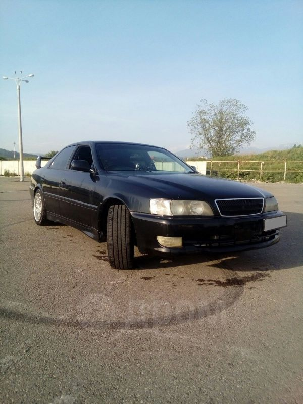 Toyota Chaser, 1998 год, 570 000 руб.