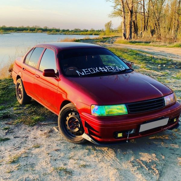 Toyota Corsa, 1993 год, 160 000 руб.