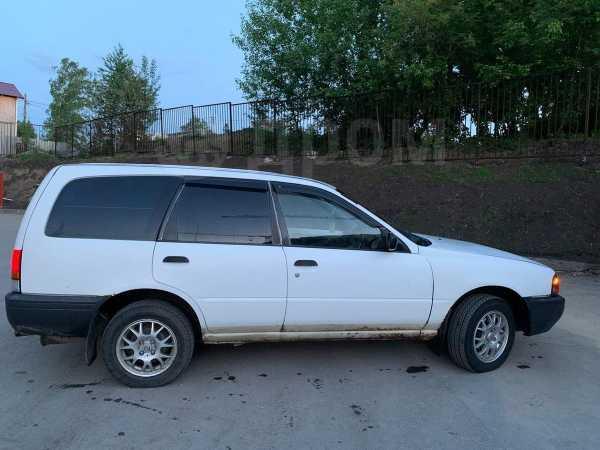 Nissan AD, 1999 год, 105 000 руб.