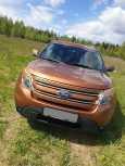Ford Explorer, 2013 год, 1 230 000 руб.