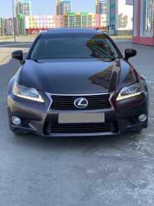 Саранск Lexus GS250 2012