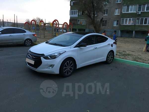 Hyundai Avante, 2013 год, 720 000 руб.