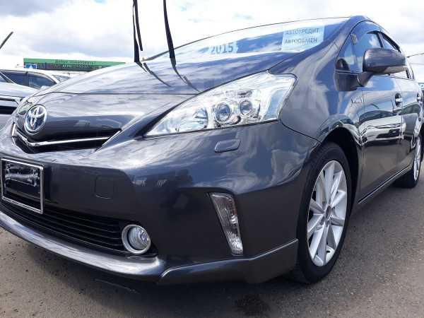 Toyota Prius a, 2015 год, 958 000 руб.