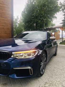 Курган BMW 5-Series 2018
