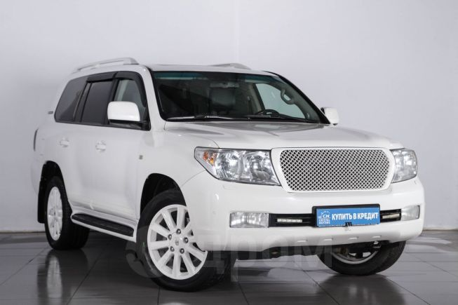 Toyota Land Cruiser, 2010 год, 2 079 000 руб.