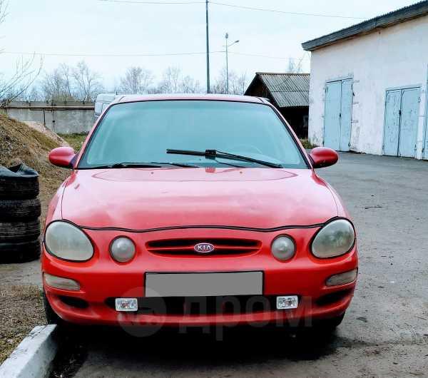 Kia Shuma, 1999 год, 27 000 руб.