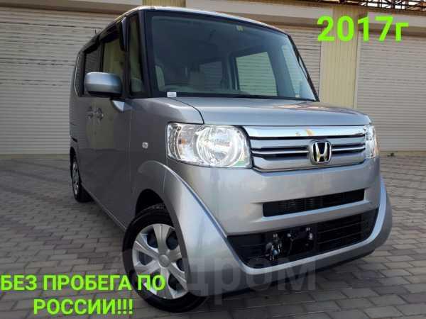 Honda N-BOX, 2017 год, 495 000 руб.