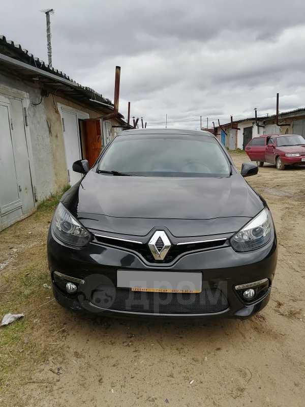 Renault Fluence, 2013 год, 480 000 руб.