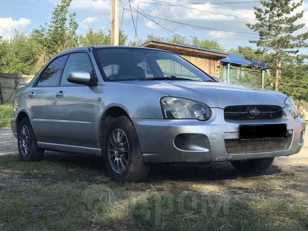 Subaru Impreza, 2004 год, 274 000 руб.