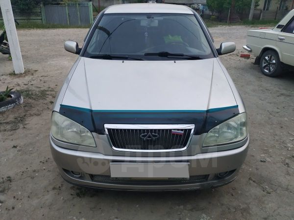 Chery Amulet A15, 2007 год, 97 000 руб.