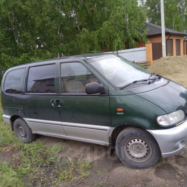 Nissan Serena, 1998 год, 190 000 руб.