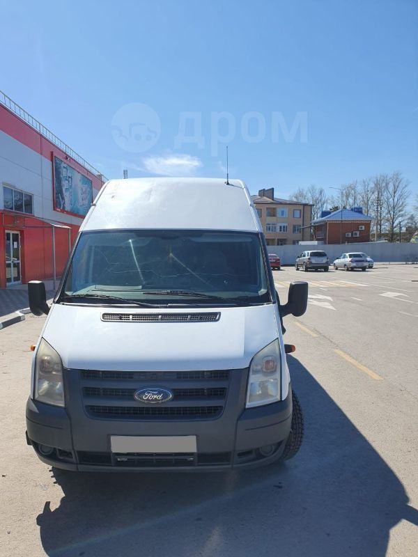 Ford Tourneo Custom, 2011 год, 540 000 руб.