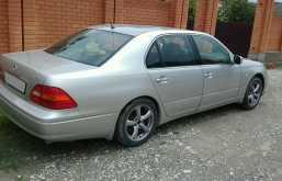 Джалка LS430 2000
