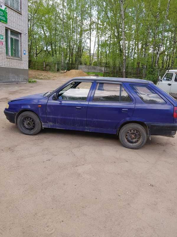 Skoda Felicia, 1996 год, 33 000 руб.