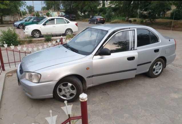 Hyundai Accent, 2006 год, 235 000 руб.