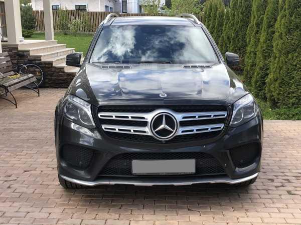 Mercedes-Benz GLS-Class, 2018 год, 4 150 000 руб.