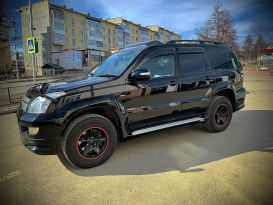 Магадан Land Cruiser Prado