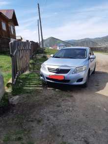 Усть-Кан Corolla 2007