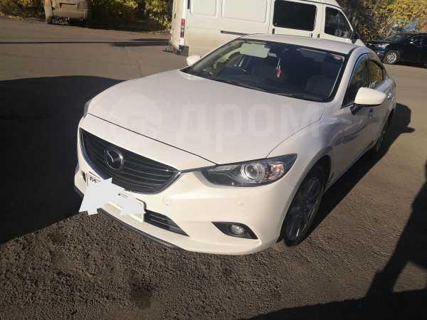 Mazda Atenza, 2014 год, 610 000 руб.