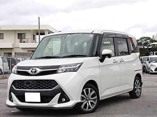Toyota Tank, 2019 год, 515 000 руб.