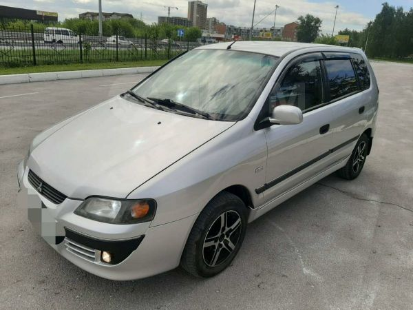 Mitsubishi Space Star, 2002 год, 245 000 руб.