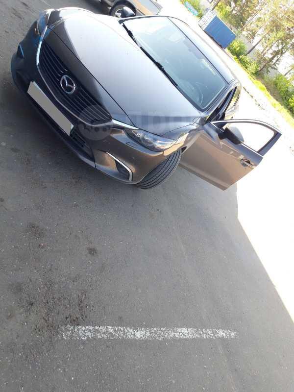 Mazda Mazda6, 2016 год, 1 270 000 руб.