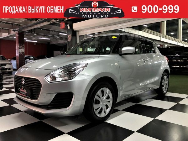 Suzuki Swift, 2016 год, 619 000 руб.