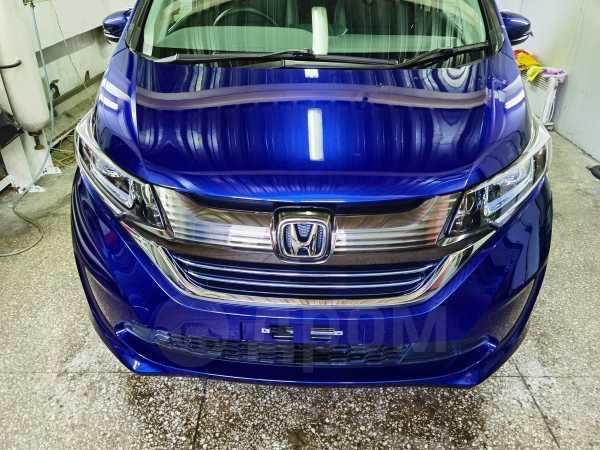 Honda Freed, 2017 год, 970 000 руб.
