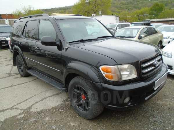 Toyota Sequoia, 2003 год, 795 000 руб.
