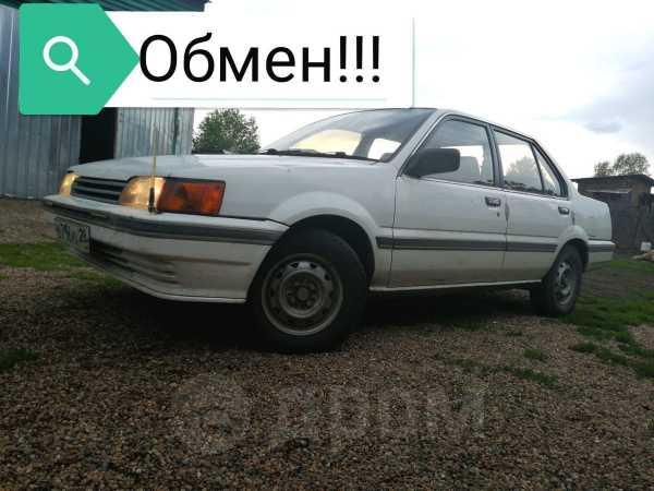 Nissan Pulsar, 1988 год, 55 000 руб.