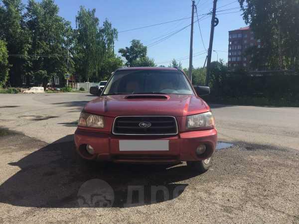 Subaru Forester, 2003 год, 369 000 руб.