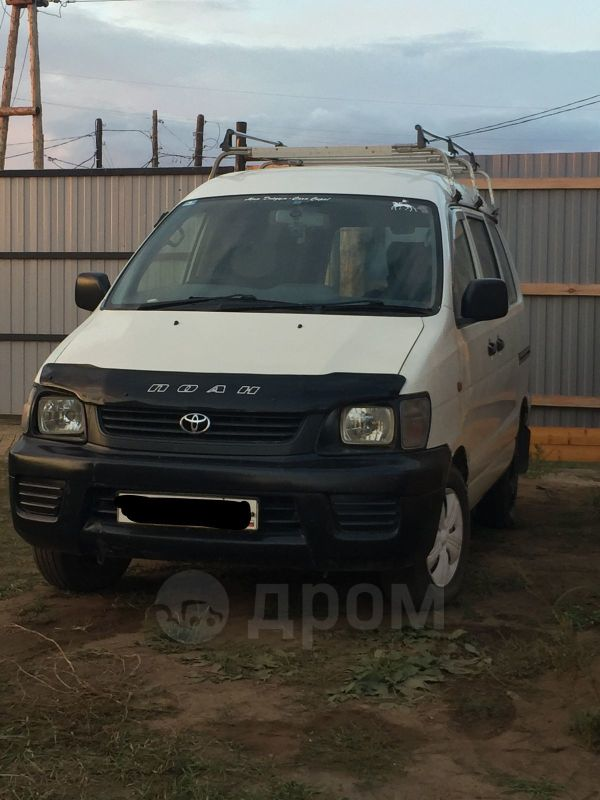 Toyota Town Ace, 2002 год, 280 000 руб.