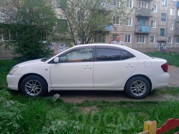 Toyota Allion, 2002 год, 435 000 руб.