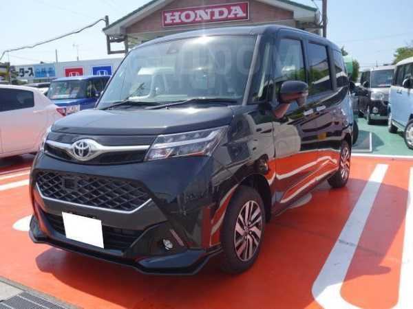 Toyota Tank, 2018 год, 449 000 руб.