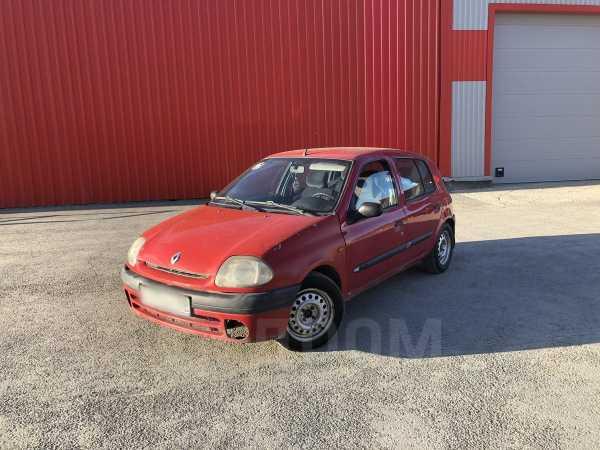 Renault Clio, 1999 год, 65 000 руб.
