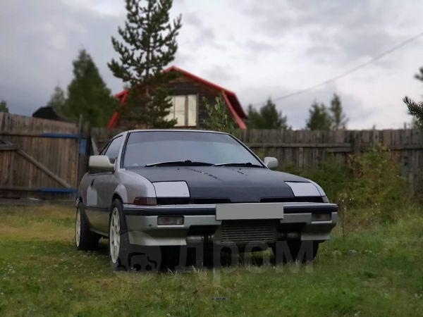 Honda Integra, 1987 год, 250 000 руб.