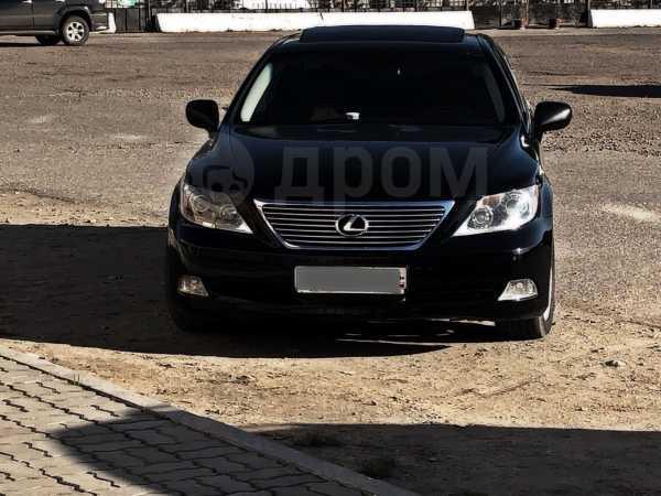 Lexus LS460L, 2007 год, 880 000 руб.