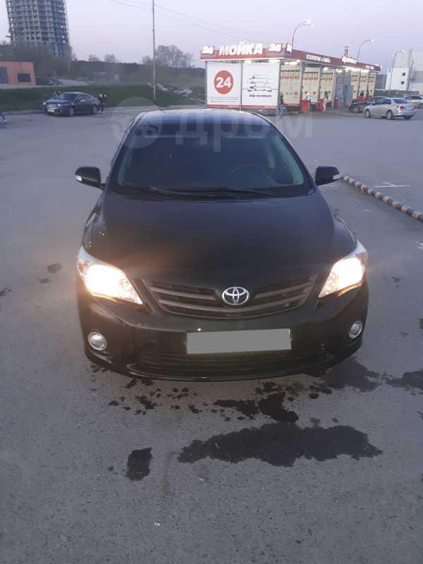Toyota Corolla, 2012 год, 595 000 руб.