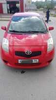 Toyota Yaris, 2006 год, 340 000 руб.