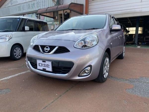 Nissan March, 2017 год, 270 000 руб.