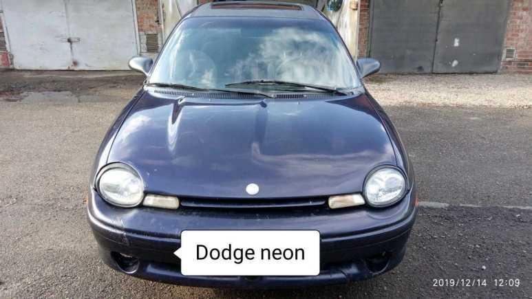 Dodge Neon, 1999 год, 46 000 руб.