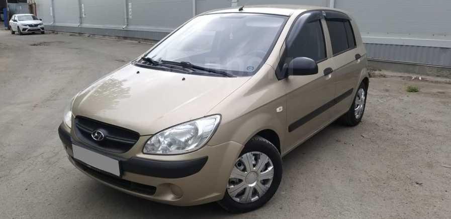 Hyundai Getz, 2010 год, 300 000 руб.