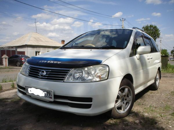 Nissan Liberty, 2003 год, 315 000 руб.