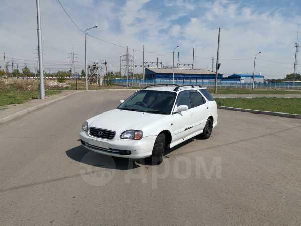 Suzuki Cultus, 1999 год, 110 000 руб.