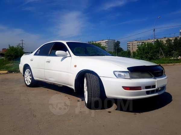 Toyota Carina ED, 1996 год, 160 000 руб.