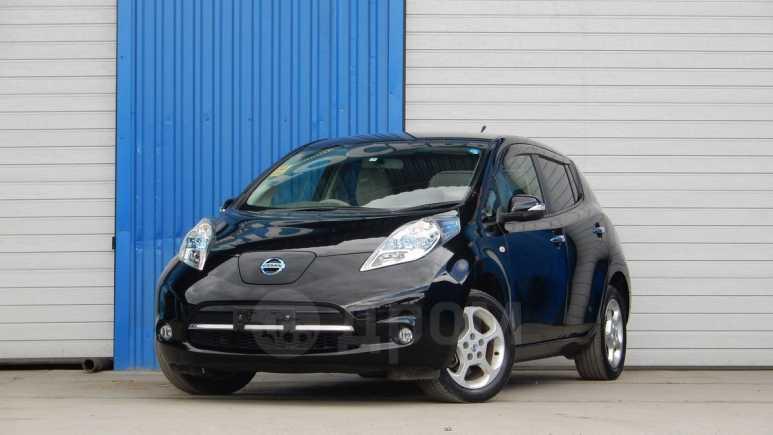 Nissan Leaf, 2011 год, 499 196 руб.